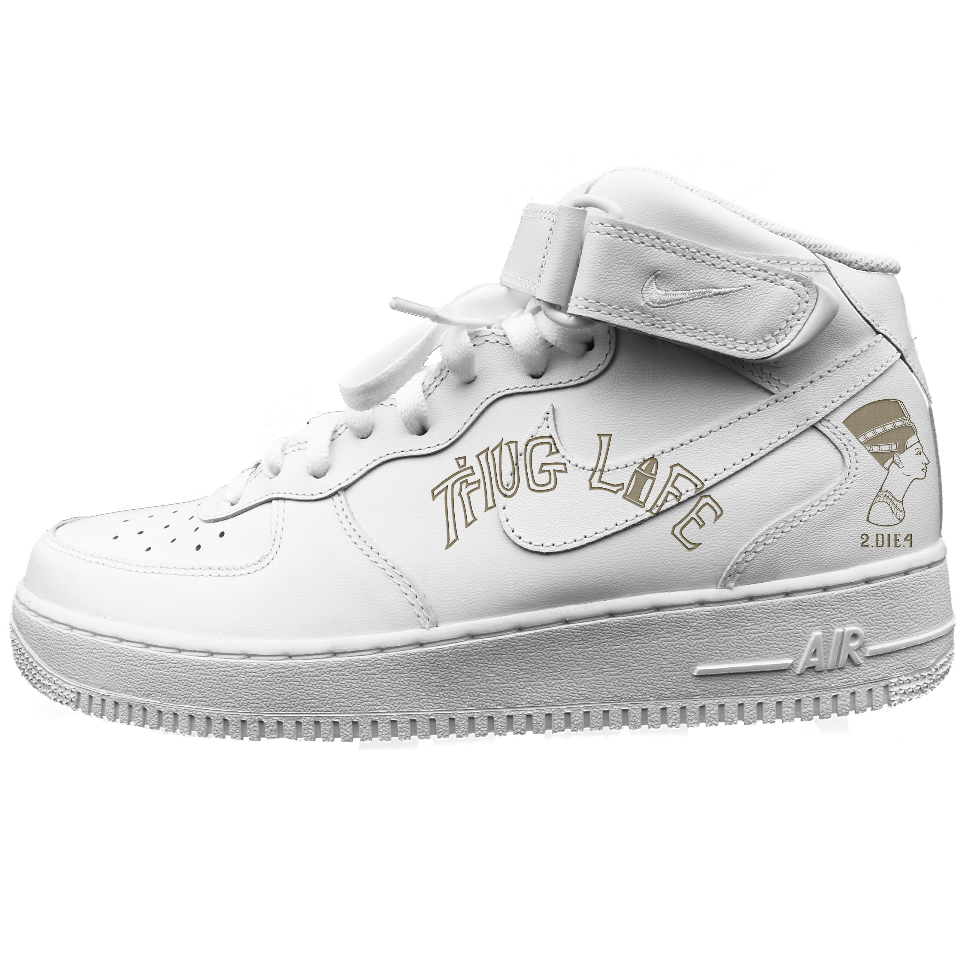 thug life air force 1 mid air force 1 mid